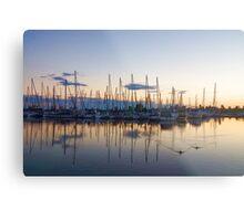 Yachts and Sailboats - Lake Ontario Impressions Metal Print