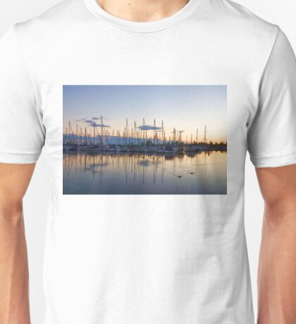 Yachts and Sailboats - Lake Ontario Impressions Unisex T-Shirt