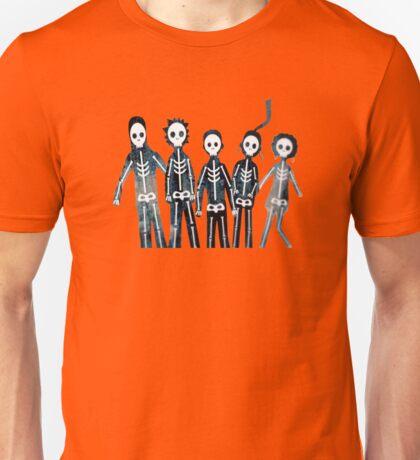 Hit By Lightning! Unisex T-Shirt