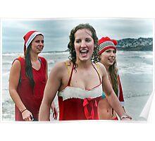 Santa Babies :) Poster