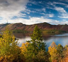 Catbells in Autumn by mattcattell