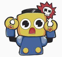Servbot 2 One Piece - Short Sleeve