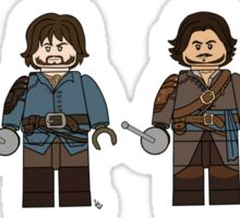 Musketeers Sticker
