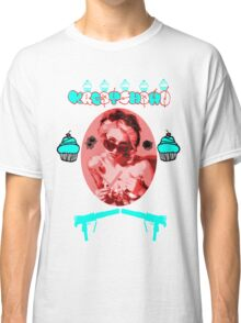 Kreayshawn; Cupcakes and Guns Classic T-Shirt