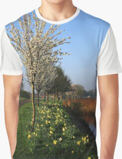 Spring Has Sprung Graphic T-Shirt