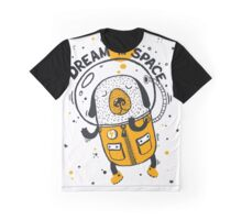 Dream in space Graphic T-Shirt