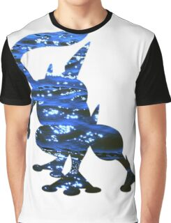 Greninja used Water Shuriken Graphic T-Shirt