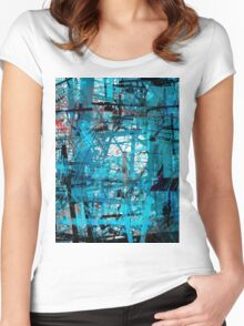 connection 14 Women's Fitted Scoop T-Shirt