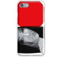Grey Girl iPhone Case/Skin