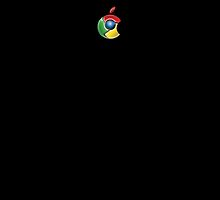 Apple Chrome mashup by goodedesign
