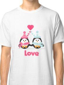 Penguin Love Classic T-Shirt