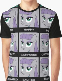 Expressions of Maud Tshirt Graphic T-Shirt