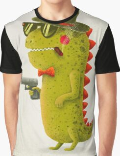 Dino bandito Graphic T-Shirt