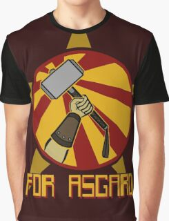 For Asgard! Graphic T-Shirt