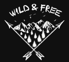 Wild & Free by abcmaria