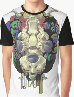 Robot God - Trinity 2.0 Graphic T-Shirt