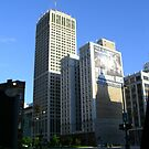 City Name Sake by Robert  Buehner