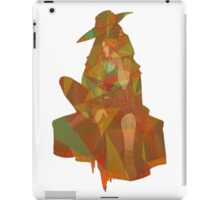 Missing presence  iPad Case/Skin