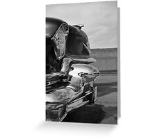 '56 Caddy Greeting Card