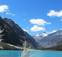 Lago Llanganuco by SlenkDee