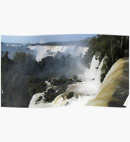 "Iguazu, Or, ""Poor Niagara"" Poster"