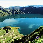 Laguna Quilotoa - Ecuador´s Volcanic Lake by SlenkDee
