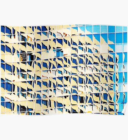 Denver reflection 34 Poster