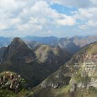 The Elbow Of The Andes by SlenkDee