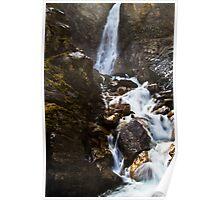Alpine Flow Poster