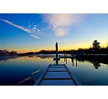 The River Awakens Photographic Print