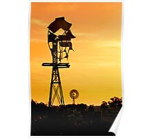 Country Gold - Toowoomba Qld Australia Poster
