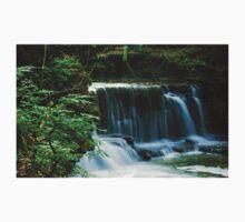 Redreaming The Green Glen Waterfall One Piece - Short Sleeve