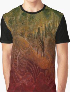 Trippysaurus Rex Graphic T-Shirt