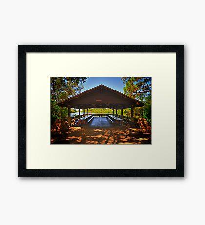 Tarpon Springs, Florida Framed Print
