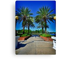 Tarpon Springs, Florida Canvas Print
