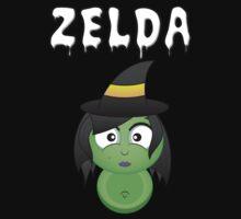 Halloween Fun Games - Zelda One Piece - Short Sleeve