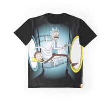 Rick and Porty - shirt phone and ipad case Graphic T-Shirt