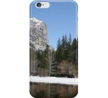 Mirror Lake, Yosemite iPhone Case/Skin