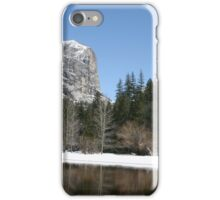 Mirror Lake, Yosemite iPhone Case/Skin