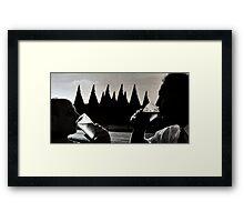 A Taste of Kent Framed Print