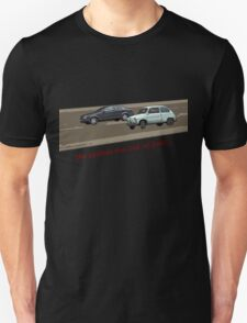 system run out of fuel Unisex T-Shirt