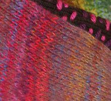 Knitting by Trish Peach
