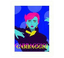 Garbaggio Art Print