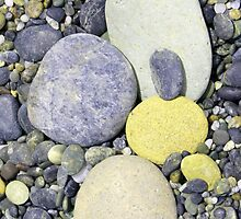 Stones by Trish Peach