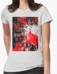 connection 2 Womens Fitted T-Shirt