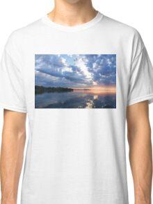 Blue Morning Zen - Toronto Skyline Impressions Classic T-Shirt