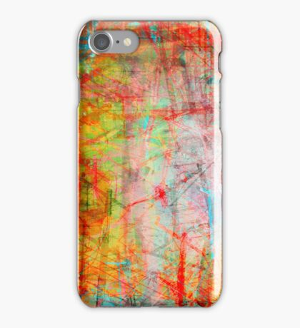 the city 50 iPhone Case/Skin