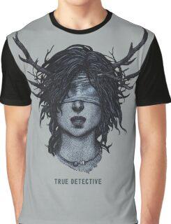 True Detective art Graphic T-Shirt