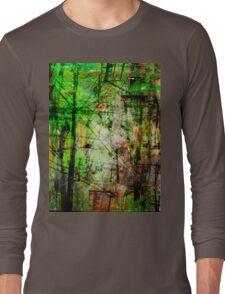 the city 48 Long Sleeve T-Shirt