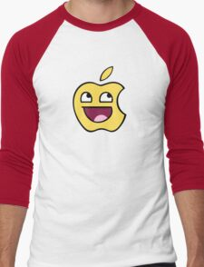 Happy apple Men's Baseball ¾ T-Shirt